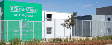 Self-Storage Facility East Rand