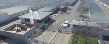 Self-Storage Facility Midrand